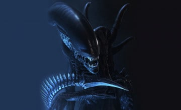 Aliens HD Wallpaper