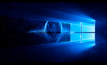 Alienware Wallpaper Windows 10