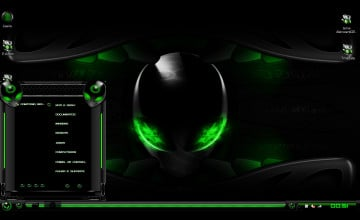 Alienware Wallpapers for Windows 7