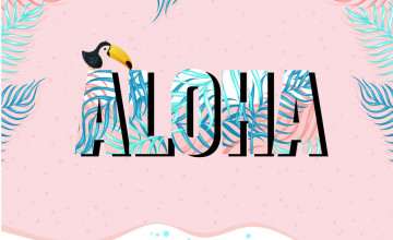 Aloha Background