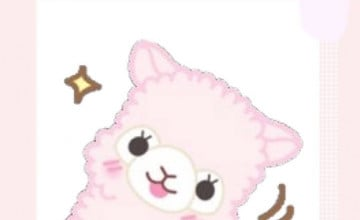 Alpacasso Wallpaper