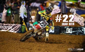 AMA Supercross Wallpaper