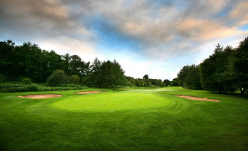 Amazing Golf Course Wallpapers