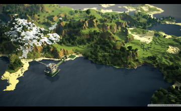 Amazing Minecraft Wallpaper