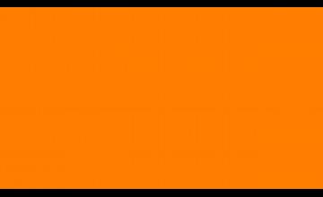 Amber Color Wallpaper