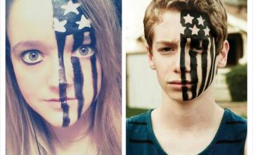 American Beauty American Psycho Wallpaper