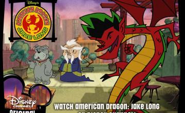American Dragon: Jake Long Wallpapers