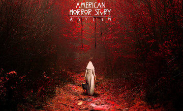 American Horror Story Asylum Wallpaper