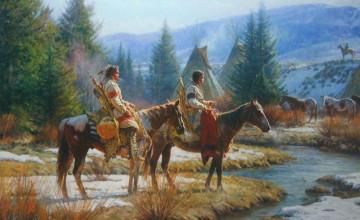 American Indians Wallpaper