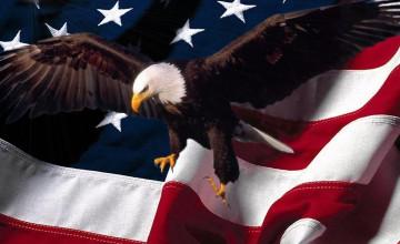 American Patriotic Wallpaper