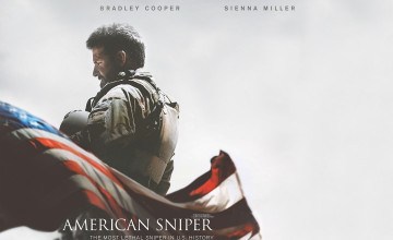 American Sniper Desktop Wallpaper