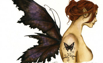 Amy Brown Wallpaper