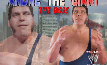 André The Giant Wallpapers