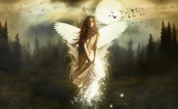 Angels Screensavers and Wallpaper