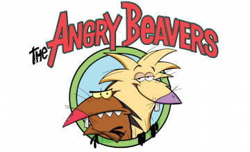 Angry Beavers Wallpaper