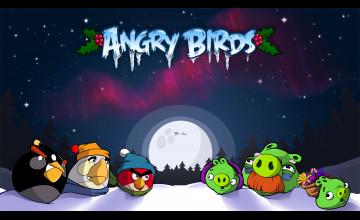 Angry Bird Wallpaper for Desktop