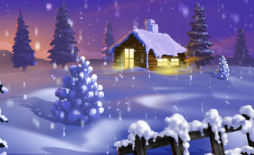 Animated Christmas Wallpaper for iPad