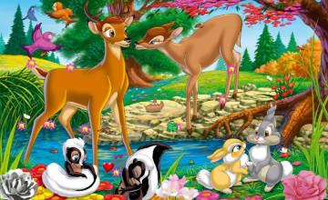 Animated Disney Wallpaper