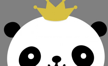 Animated Panda Wallpaper