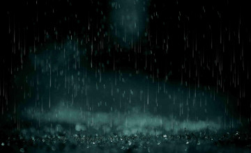 Animated Raining Wallpaper