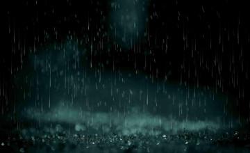 Animated Raining Wallpaper