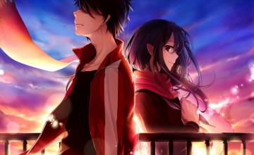 Anime Boy And Girl Wallpapers