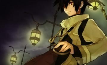 Anime Guy Wallpaper HD