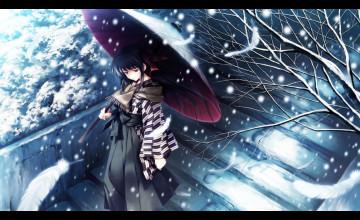 Anime Wallpaper 1366 x 768
