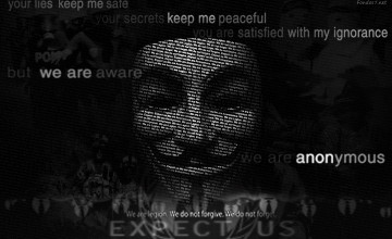 Anonymous Hacker Live Wallpaper