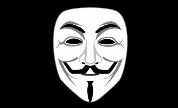 Anonymous Wallpaper iPhone