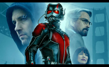 Ant Man Movie Wallpaper