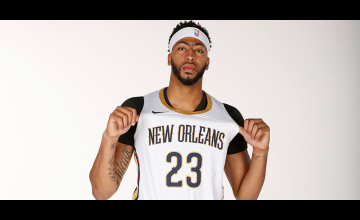 Anthony Davis 2018 Wallpapers