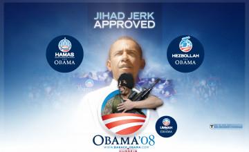 Anti Obama Wallpaper