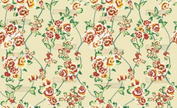 Antique Floral Wallpaper Patterns