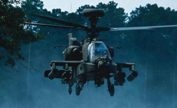 Apache Longbow Wallpaper