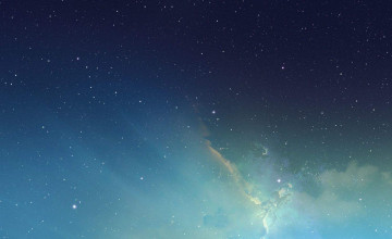 Apple iOS 7 Wallpaper