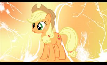 Applejack My Little Pony Wallpaper