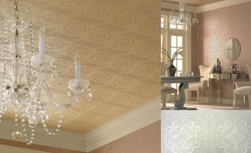 Applying Textured Wallpaper