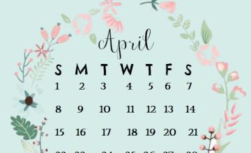 April 2018 Wallpapers