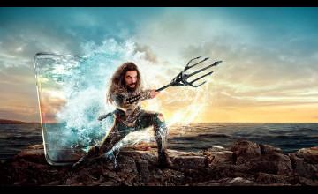 Aquaman Background