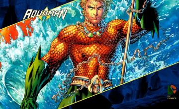 Aquaman HD Wallpaper