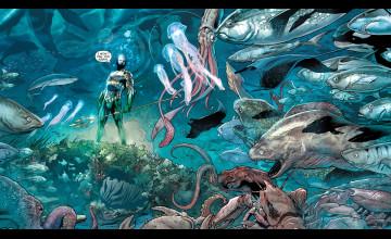 Aquaman Wallpaper and Backgrounds