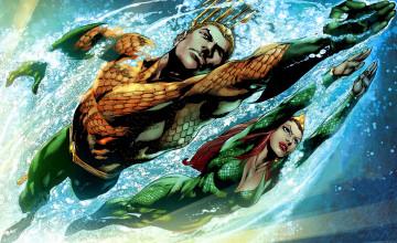 Aquaman Wallpapers