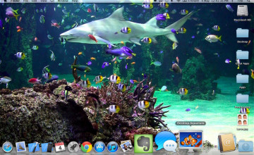 Aquarium Live Wallpaper for Desktop