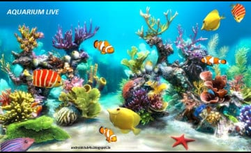 Aquarium Live Wallpaper for PC