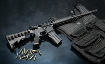 AR 15 Pictures Wallpaper