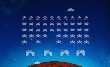 Arcade Game Wallpaper