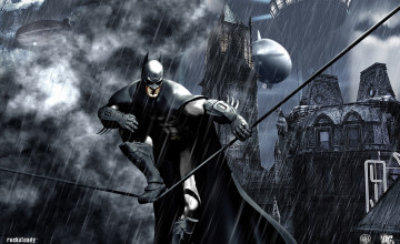 Arkham City Wallpaper