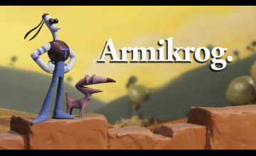 Armikrog Background