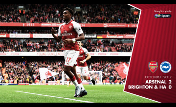 Arsenal Vs Brighton Wallpapers
